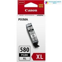 Canon PGI-580 XL BK fekete eredeti patron  2024C001