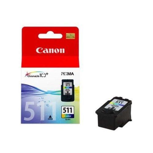 Canon CL-511 színes eredeti tintapatron