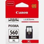 Canon PG-560XL fekete eredeti tintapatron 3712C001 nagykapacitású