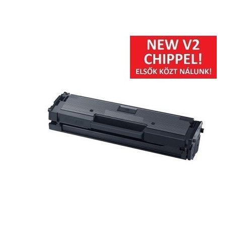 Samsung MLT-D111L (MLT-D111L) utángyártott toner V2-es chip-pel (SL-M2022/2070)