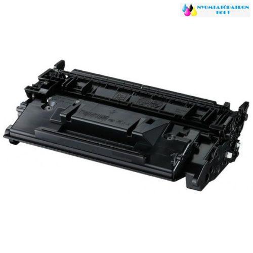 HP CRG-052H fekete utángyártott toner nagykapacitású