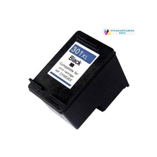 HP 301XLBK (CH563EE) utángyártott tintapatron fekete
