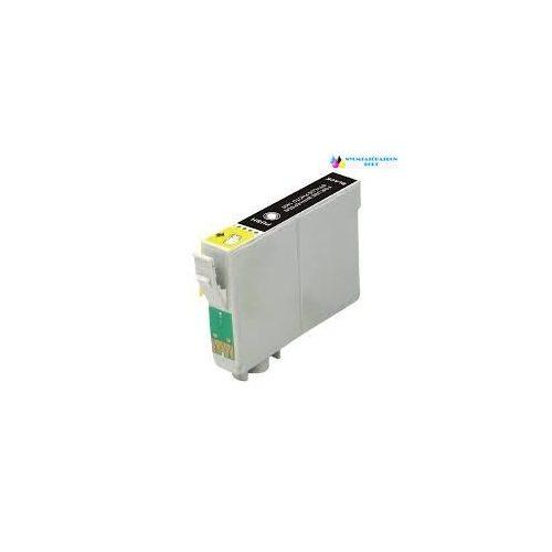 EPSON T0801 BK utángyártott tintapatron