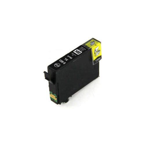 Epson 603XL black utángyártott tintapatron (C13T03A14010)