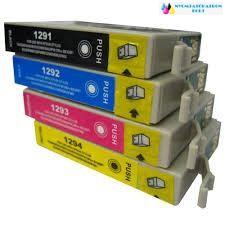 Epson T1294 utángyártott tintapatron sárga