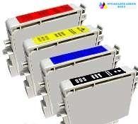 Epson T1815 BCMY utángyártott tintapatron multipack