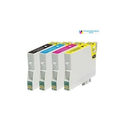 Epson T16314010 [T16 Bk XL] utángyártott tintapatron