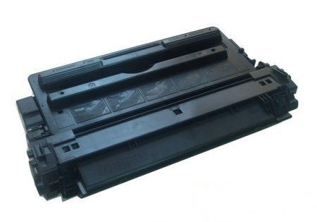 HP CE250X/CRG-323 BK utágyártott toner