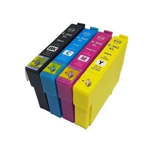 Epson T502XL utángyártott tintapatron csomag 4 db-os