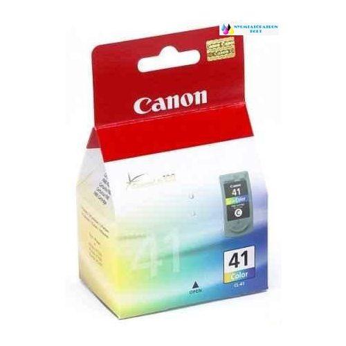 Canon CL-41 szines eredeti tintapatron 0617B001