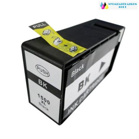 Canon PGI-1500XL fekete utángyártott tintapatron