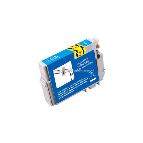 Epson 603XL cyán utángyártott tintapatron (C13T03A24010)