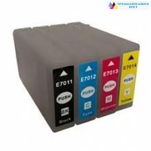 Epson T7011//T7021/T7031 (7011/T7031) utángyártott tintapatron fekete