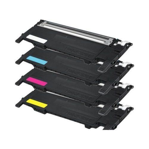 Samsung CLP-360/365/CLX-3300 (CLT406) utángyártott toner CLT-Y406S yellow