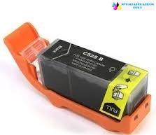 Canon PGI-525 BK +chip utángyártott tintapatron