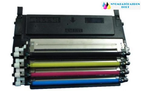 Samsung CLP-310/315 YELLOW utángyártott toner