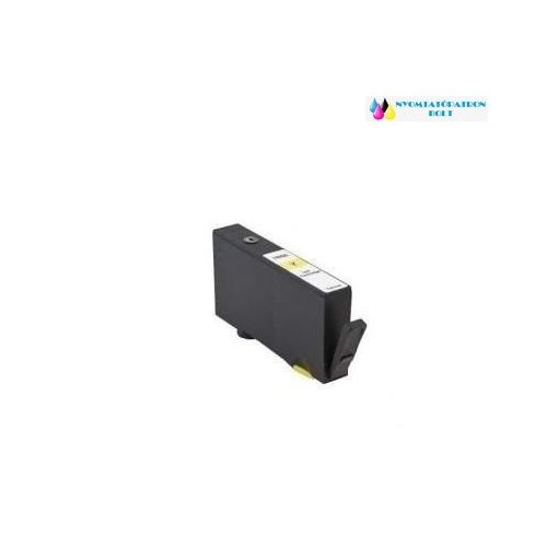 HP 655 XL Y (CZ112AE) utángyártott sárga tintapatron nagykapacitású