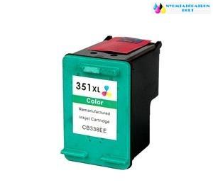 HP 351 XL utángyártott színes tintapatron (nagykapacitású)