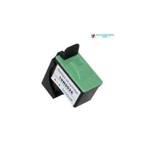 Lexmark 26 szines utángyártott tintapatron