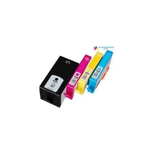 HP 920XL sárga utángyártott tintapatron chipes nagykapacitású
