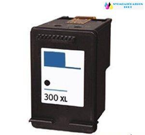 HP 300 XL Bk (CC640) utángyártott tintapatron (nagykapacitású)
