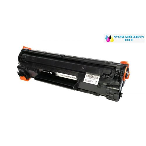 Canon CRG-728 utángyártott toner (HP CE278A)