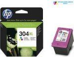 HP 304 XL (N9K07AE) szines eredeti tintapatron