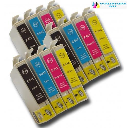Epson T0615 multipack utángyártott tintapatron (4 szín)