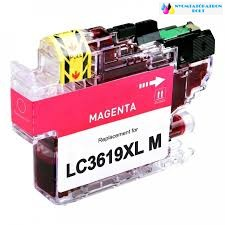 Brother LC 3619 [XL M] utángyártott tintapatron magenta