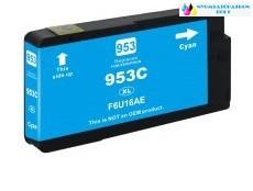 HP 953XL/957XL C (F6U16AE) utángyártott tintapatron cyán