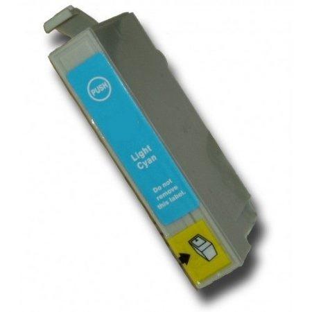 EPSON T0805 Lightcyán utángyártott tintapatron
