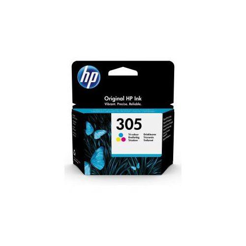 HP 305 színes eredeti tintapatron 3YM60AE