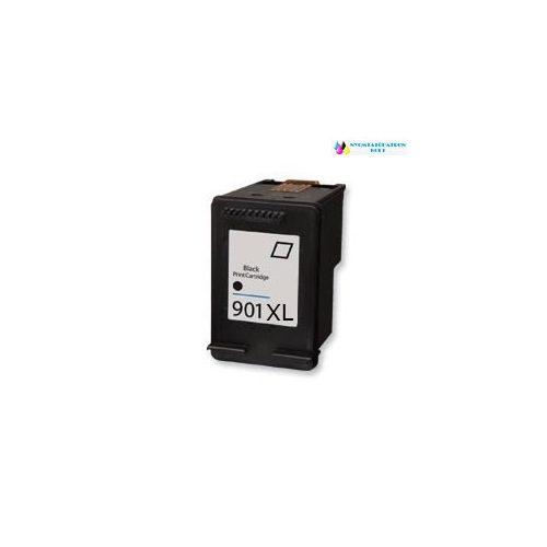HP 901XLB fekete utángyártott nagykapacitású tintapatron