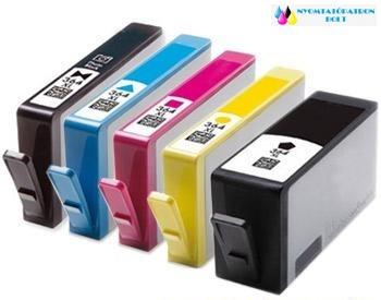 HP 364 XL magenta utángyártott tintapatron