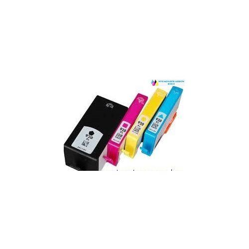HP 920XL magenta utángyártott tintapatron chipes (nagykapacitású
