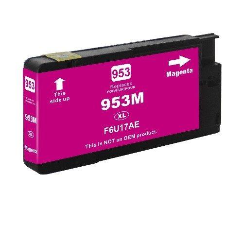 HP 953XL/957XL M (F6U17AE) magenta utángyártott tintapatron