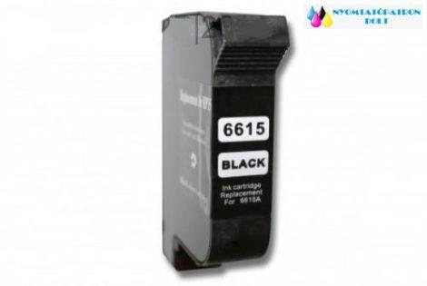 HP 6615 (15) utángyártott fekete tintapatron
