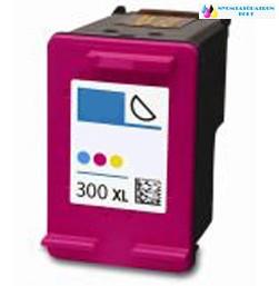 HP 300 XL (CC644E) color utángyártott tintapatron (nagykapacitású)