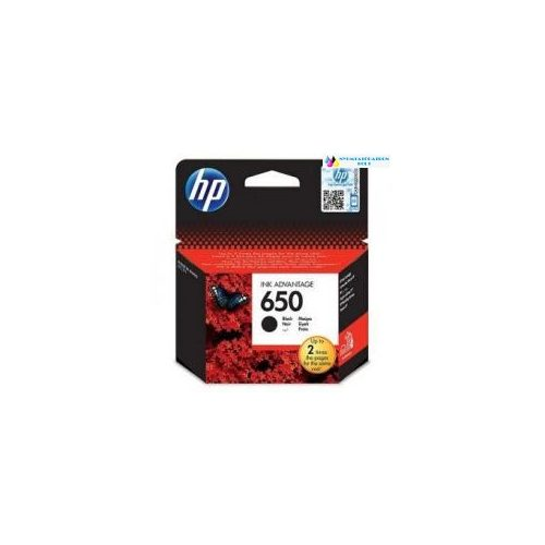 HP 650 CZ101AE eredeti fekete tintapatron