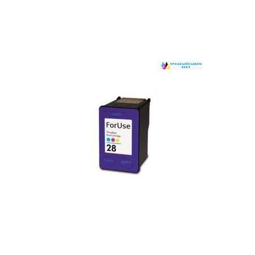 HP 28XL (8728)utángyártott színes tintapatron (nagykapacitású)