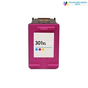 HP 301XL (CH564EE) color utángyártott tintapatron