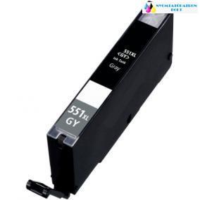 CANON CLI-551 [GREY XL] utángyártott tintapatron szürke