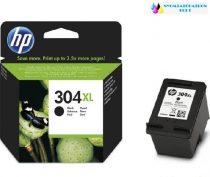 HP 304XL  N9K08AE  fekete eredeti tintapatron