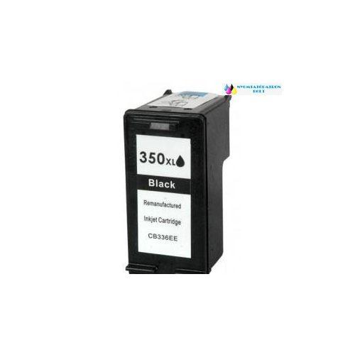 HP 350XL utángyártott fekete tintapatron (nagykapacitású)