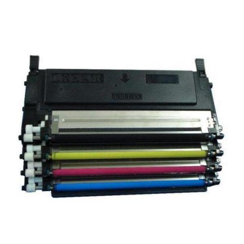 Samsung CLP-310/315 black utángyártott toner K4092S