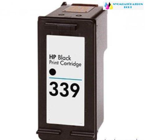 HP 339 (8767) tintapatron fekete