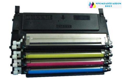 Samsung CLP-360/CLX-3300 (CLT406) utángyártott toner csomag (4 szín)