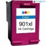 HP 901XLC színes Utángyártott tintapatron nagykapacitású